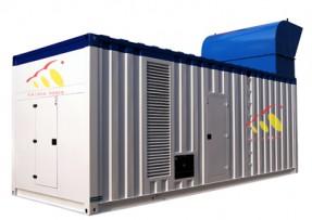 集装相式发电机组