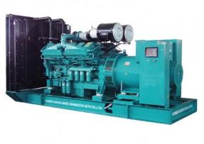 1200KW以上发电机组