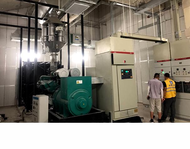沃尔沃发电机组,康明斯柴油发电机组优势